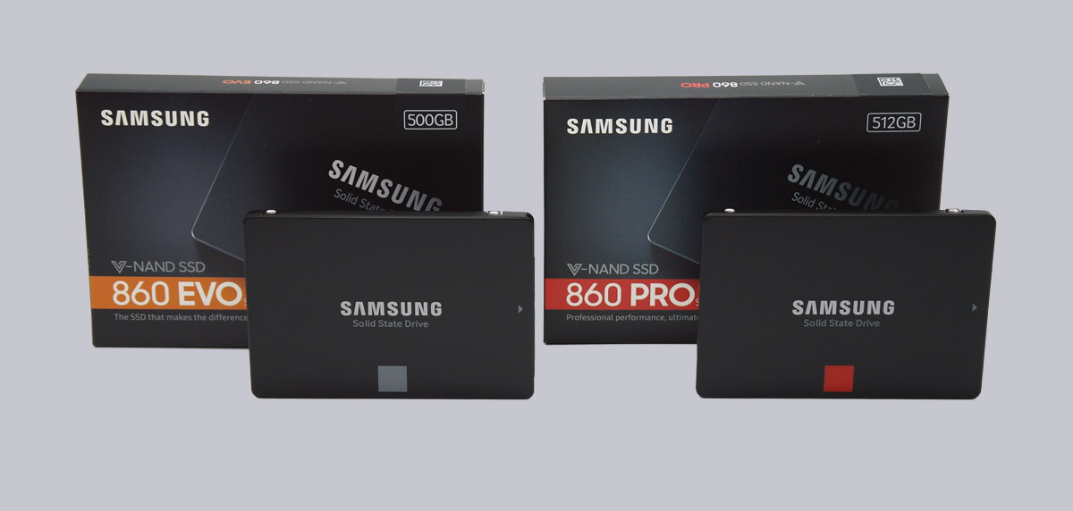 samsung ssd 860 pro vs samsung ssd 860 evo test. Black Bedroom Furniture Sets. Home Design Ideas