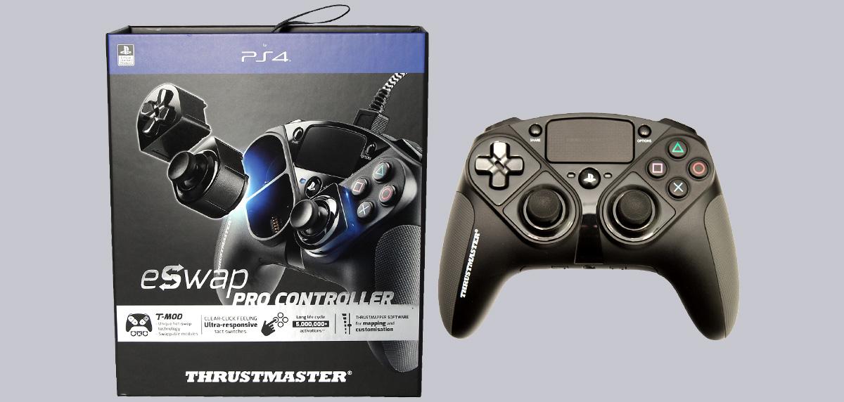 Thrustmaster eswap pro controller