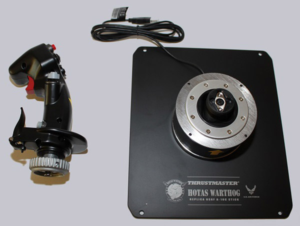 Thrustmaster Hotas Warthog Review Layout, Design and Features
