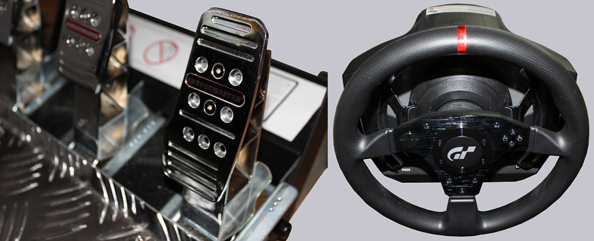 thrustmaster t500rs test. Black Bedroom Furniture Sets. Home Design Ideas