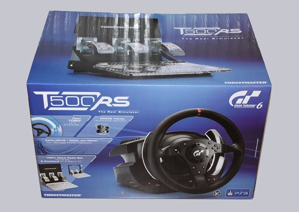 Thrustmaster T500RS Review