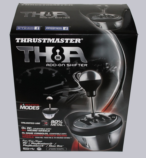 how to set up th8a shifter