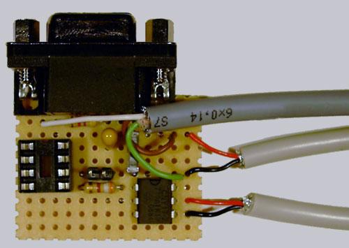 Ultra IR-Empfänger zum PC Fernbedienen und Ein- Ausschalten des ...