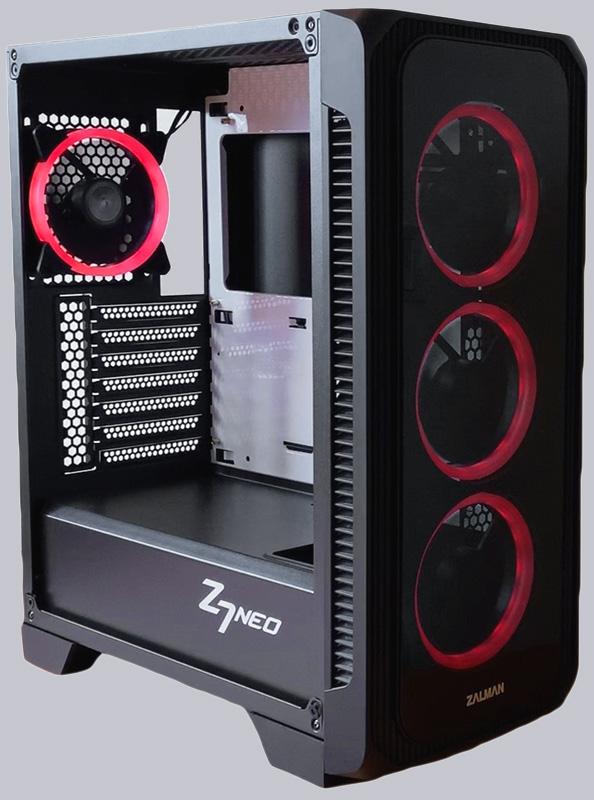 Zalman Z7 Neo Review Practical Testing